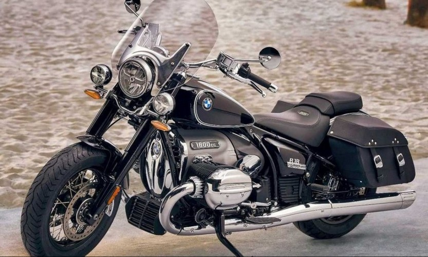 Новый BMW R 18 Classic